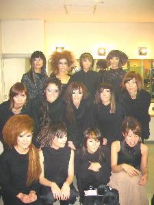 CUT・S HAIR  SHOW 本番